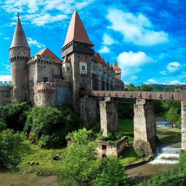 Discover the wonders of Romania