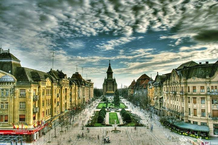 Timisoara - Tracing the Revolution