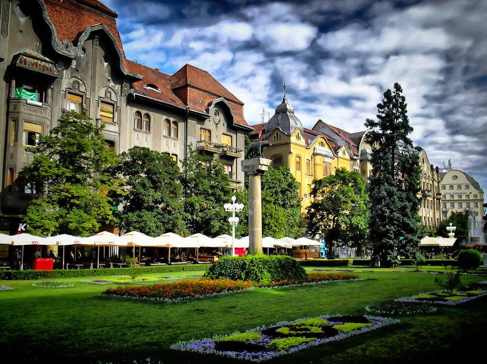 Timisoara - Little Viena of the East
